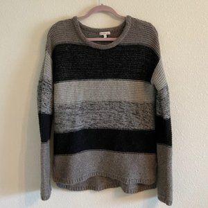 Calvin Klein Jeans Striped Sweater Size S